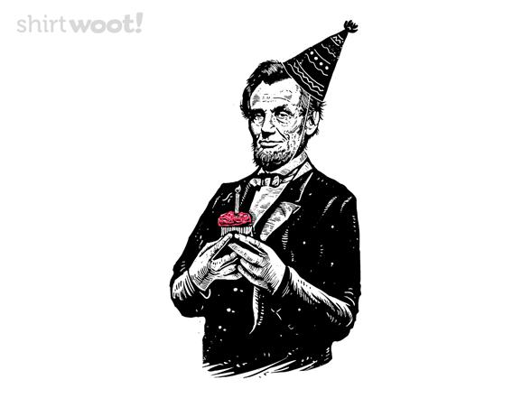 Happy Birthday, Mr. President T Shirt