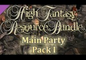 RPG Maker VX Ace - High Fantasy Main Party Pack 1 Steam CD Key