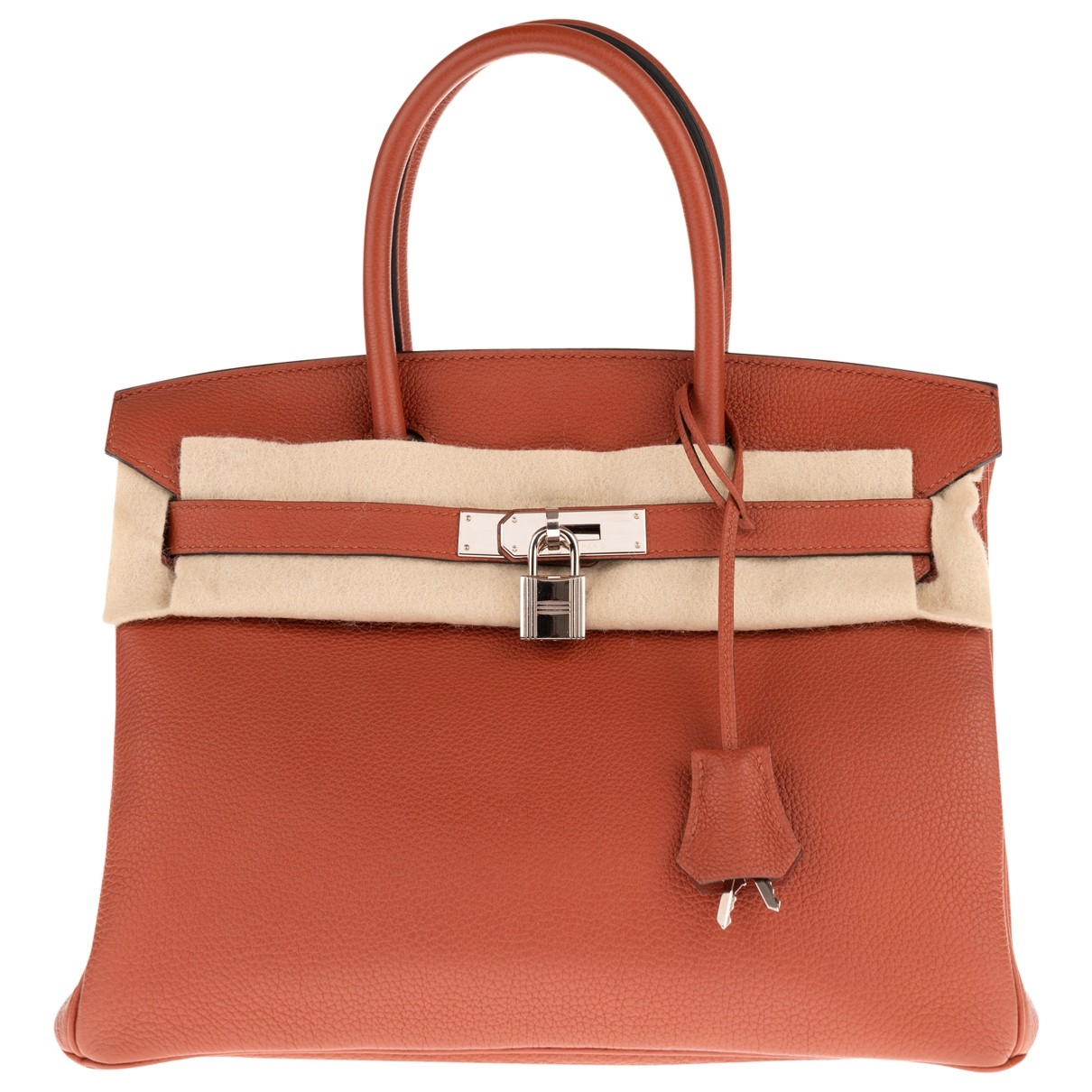 Hermes Birkin 30 Handtasche in Leder