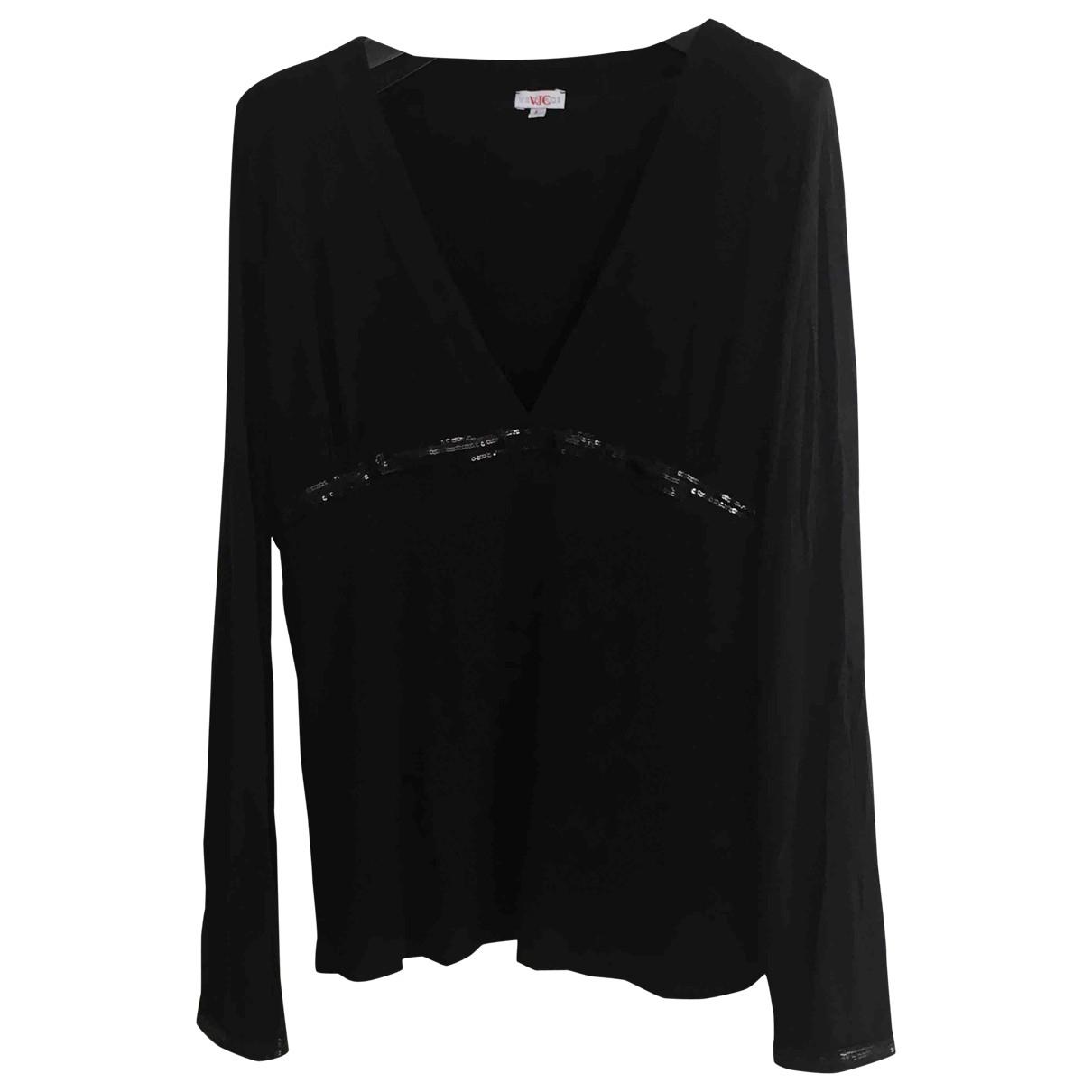 Versace Jean - Top   pour femme - noir