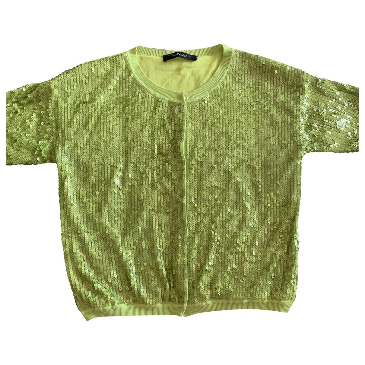 Twin Set \N Green Cotton Knitwear for Women 40 IT