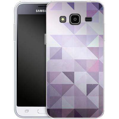 Samsung Galaxy J3 (2016) Silikon Handyhuelle - Wyntyr Syp von Spires