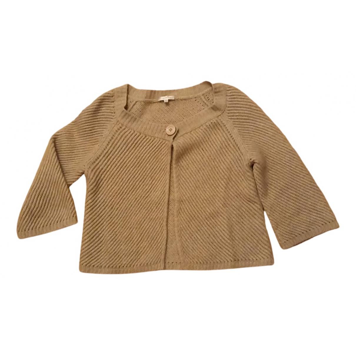 Max Mara N Ecru Cashmere Knitwear for Women M International