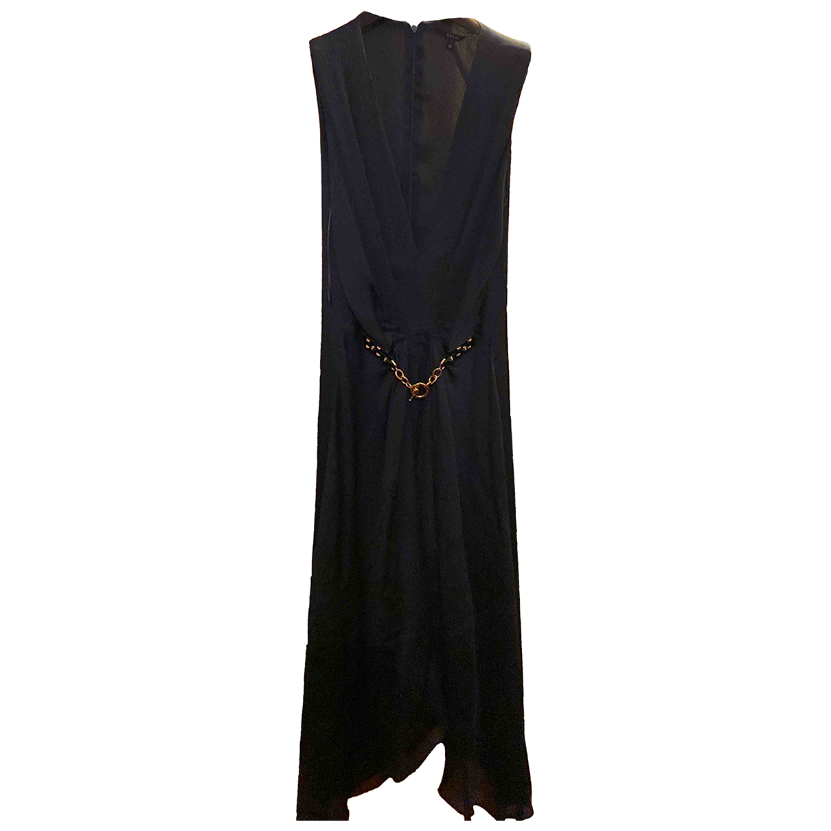 Gucci - Robe   pour femme en soie - marine