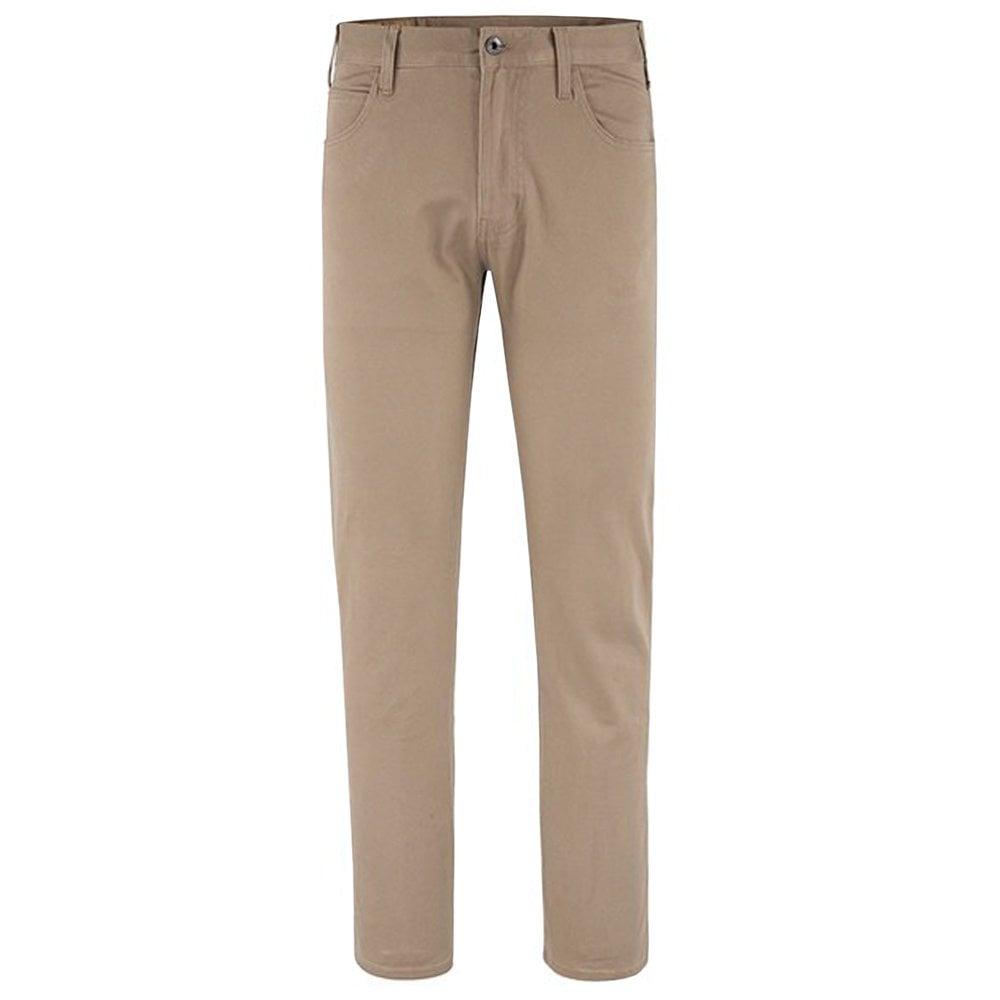 Armani Jeans Beige Slim Fit Pants Colour: BEIGE, Size: 42 32