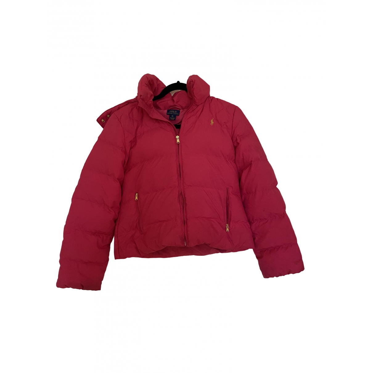 Polo Ralph Lauren \N Pink jacket & coat for Kids 16 years - M UK