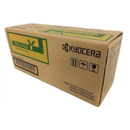 Kyocera Mita TK-5152Y 1T02NSAUS0 Original Yellow Toner Cartridge