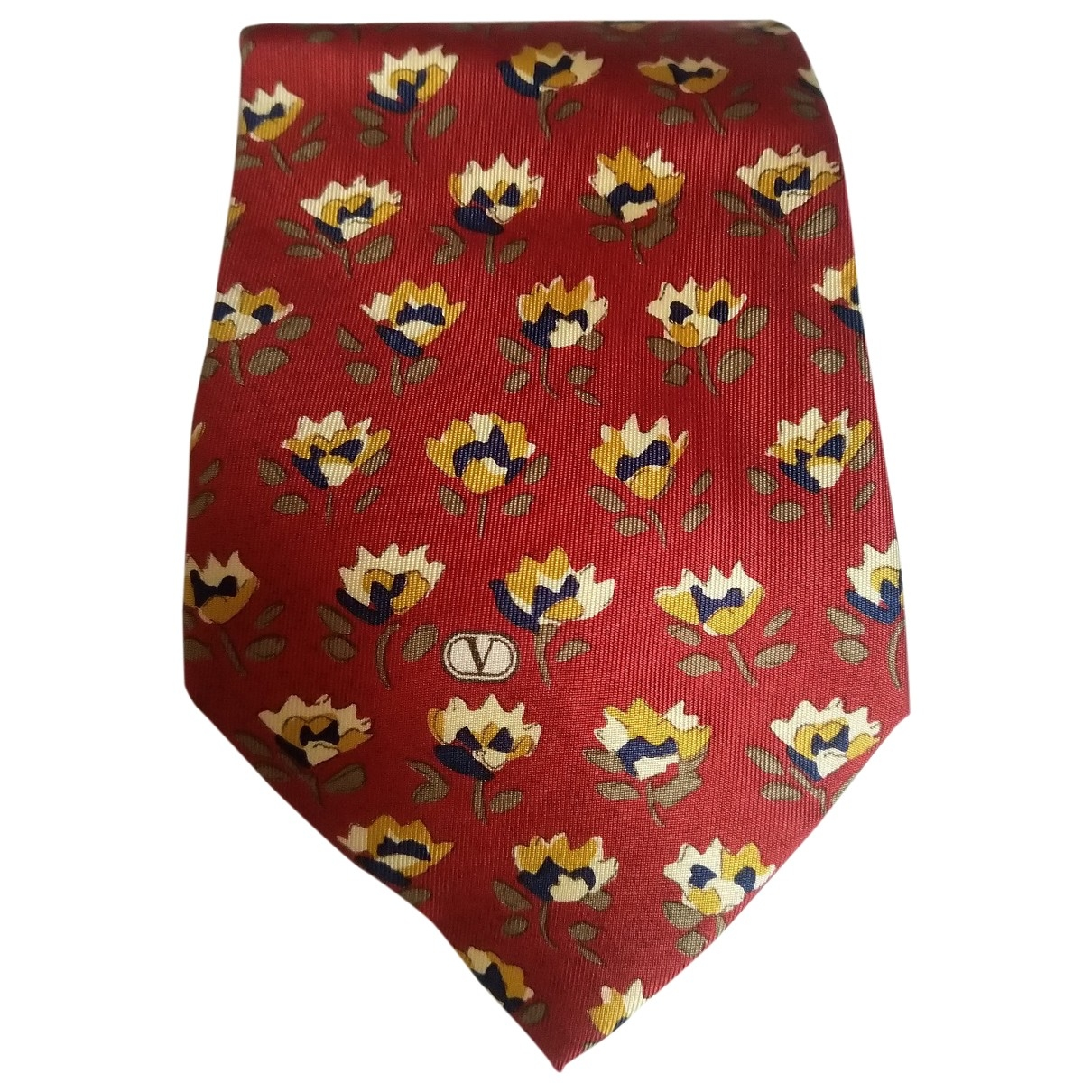 Corbata de Seda Valentino Garavani