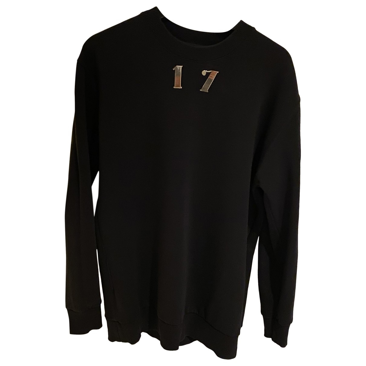 Givenchy \N Black Cotton Knitwear & Sweatshirts for Men XS International