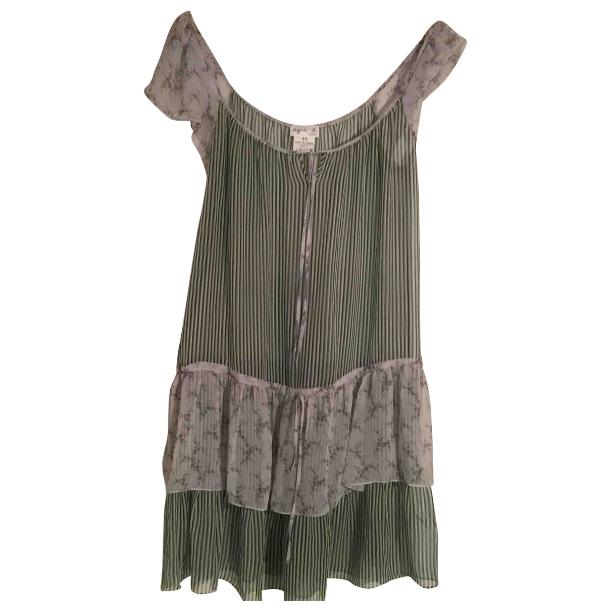 Agnes B. - Robe   pour femme - vert