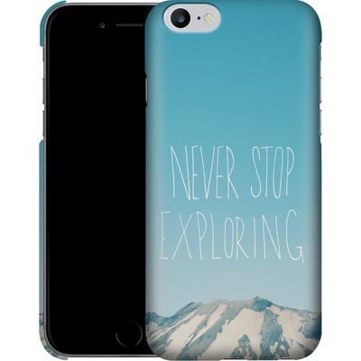 Apple iPhone 6s Plus Smartphone Huelle - Never Stop Exploring von Leah Flores