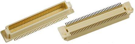 Hirose , FunctionMAX FX8C, 60 Way, 2 Row, Straight PCB Header