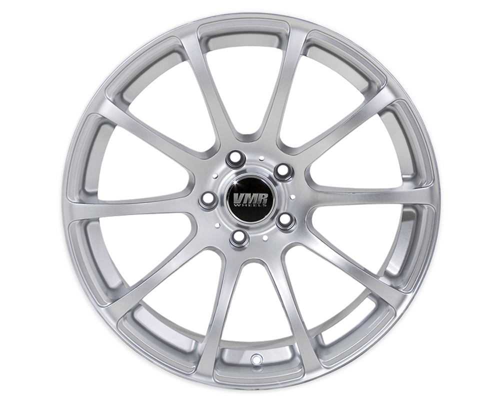 Velocity Motoring V13295 V701 Wheel Hyper Silver 18x9.5 5x120 33mm