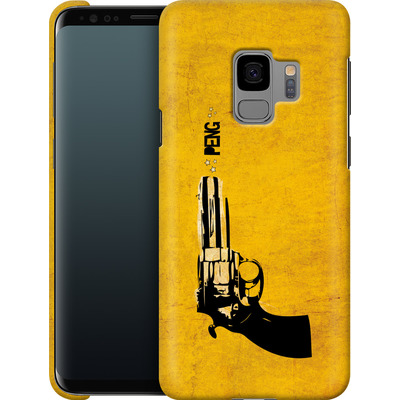 Samsung Galaxy S9 Smartphone Huelle - Peng von Claus-Peter Schops