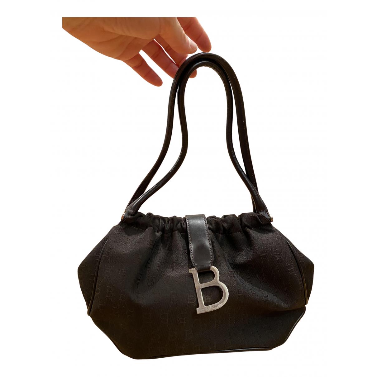 Blumarine - Sac a main   pour femme en coton - marron