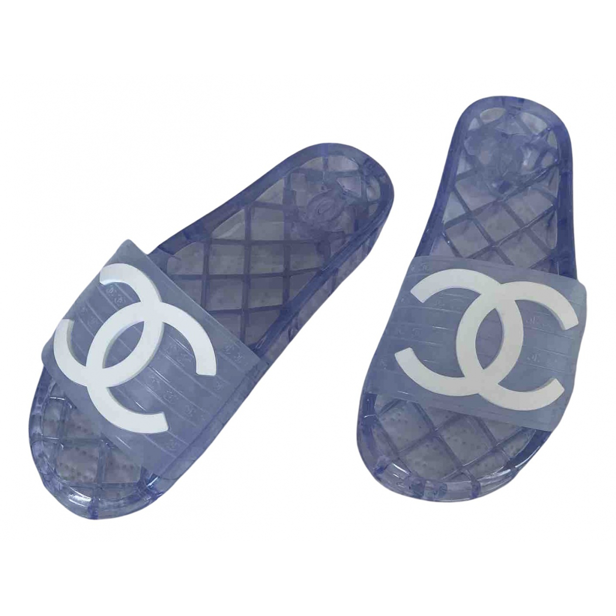 Zuecos Chanel