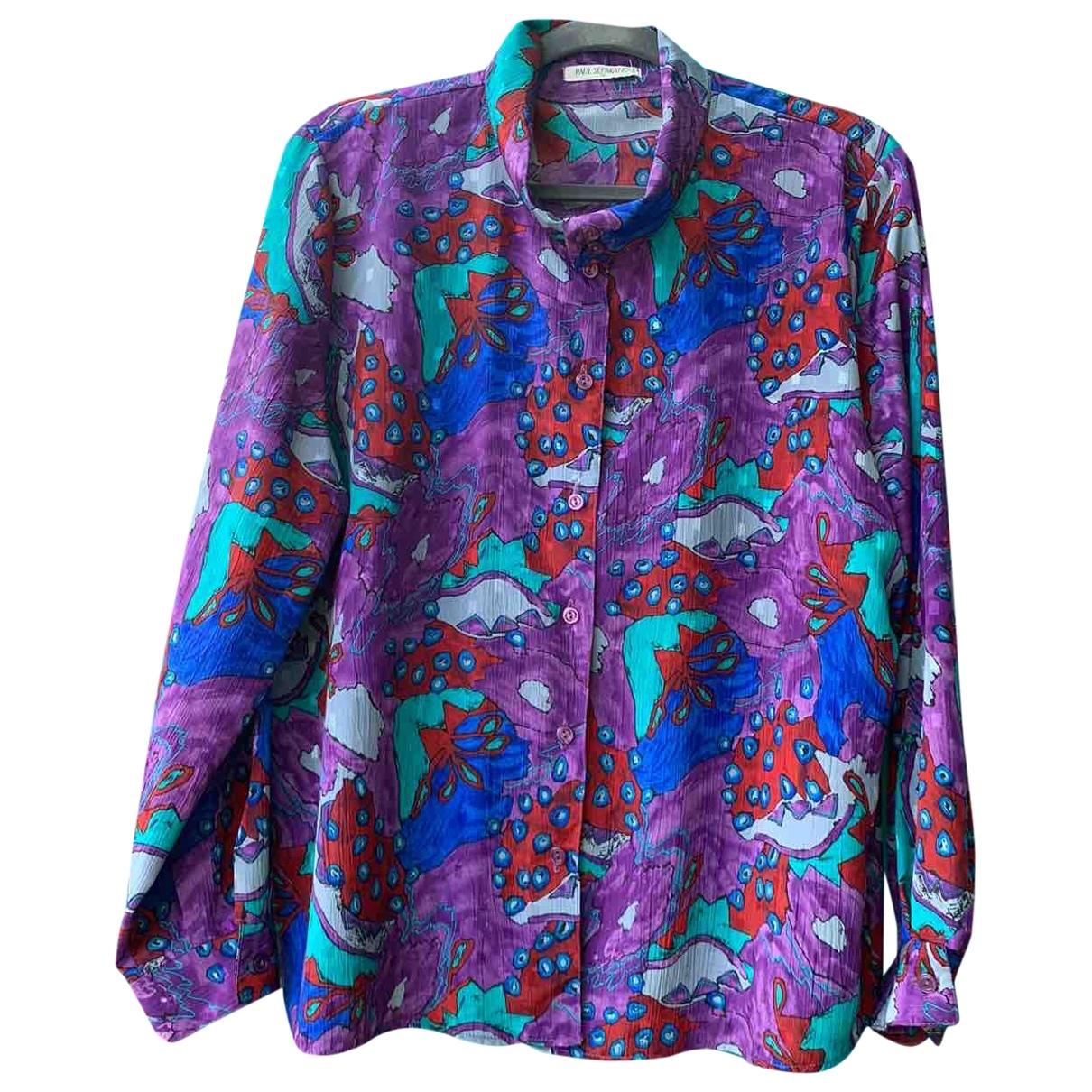 - Top Hippie Chic pour femme - multicolore
