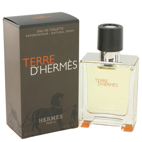 Terre dHermes - Hermes Eau de toilette en espray 50 ML