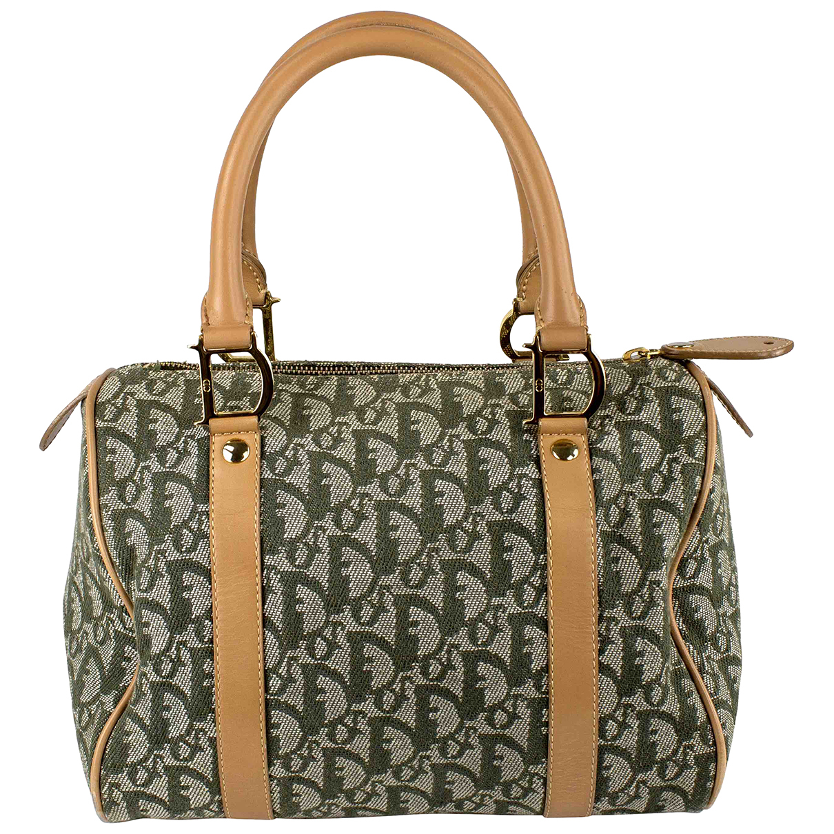 Dior \N Green Cloth handbag for Women \N