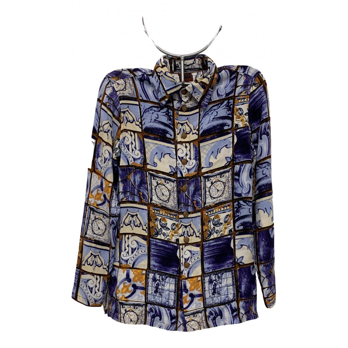 Jean Paul Gaultier - Top   pour femme - multicolore