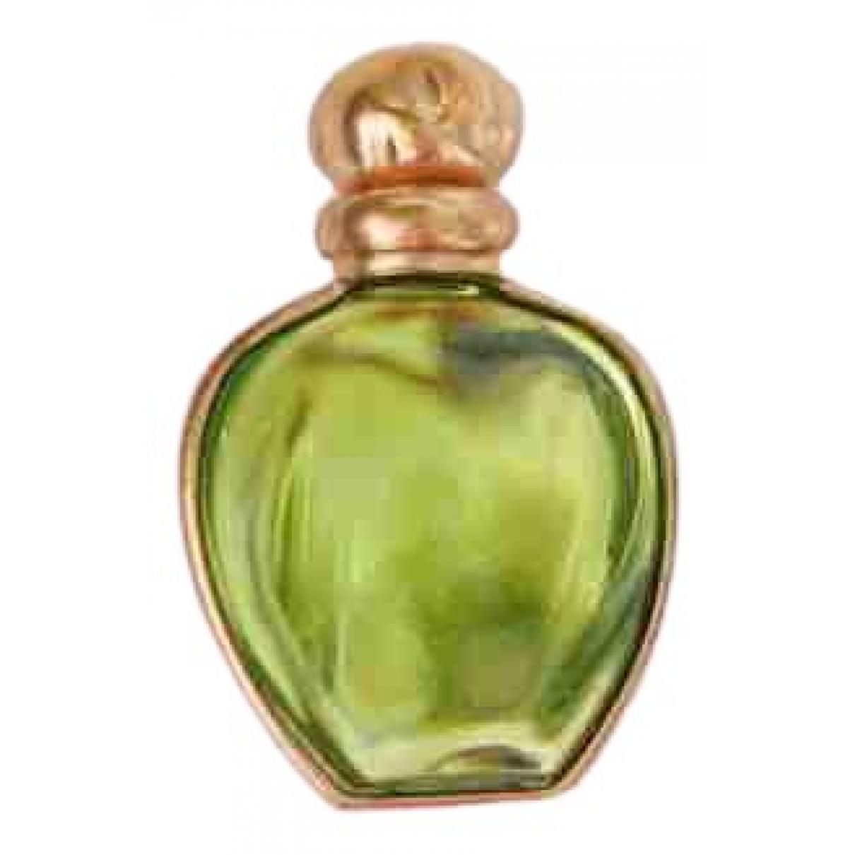 Dior \N Brosche in  Gruen Metall
