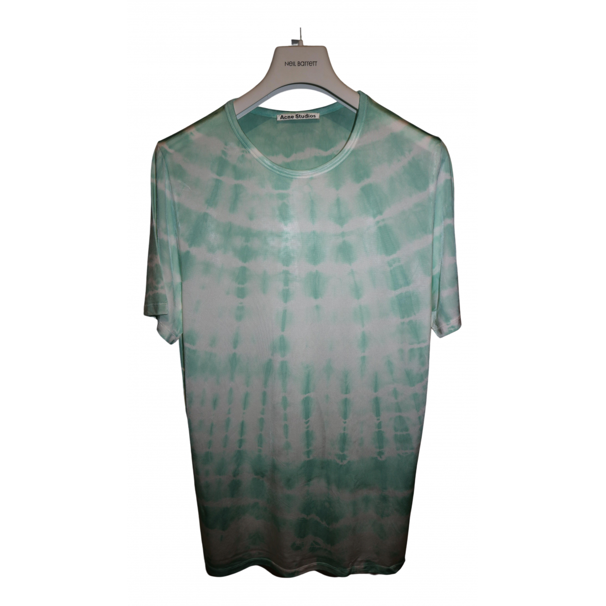 Acne Studios \N Green  top for Women S International