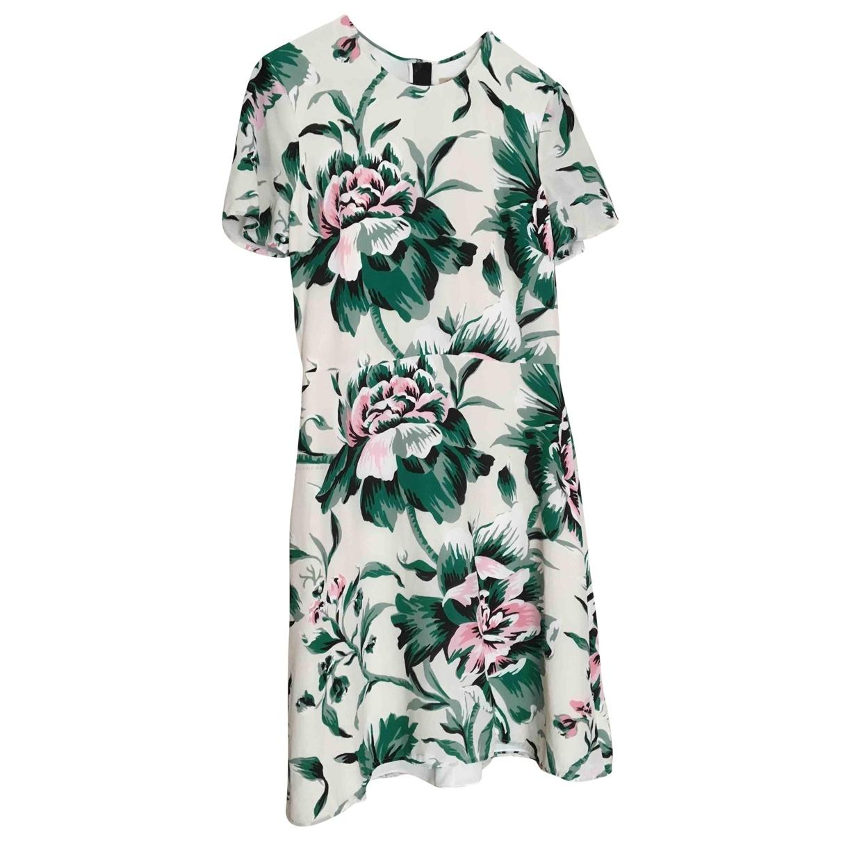 Burberry \N Silk dress for Women 38 FR