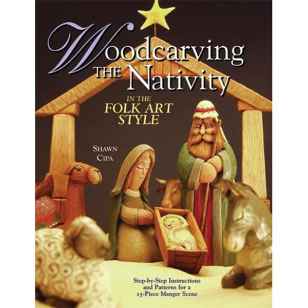 Woodcarving The Nativity