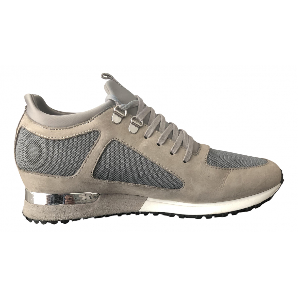 Mallet \N Sneakers in  Bunt Leder