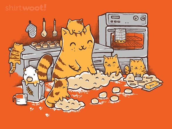 Makin' Biscuits Remix - Orange T Shirt