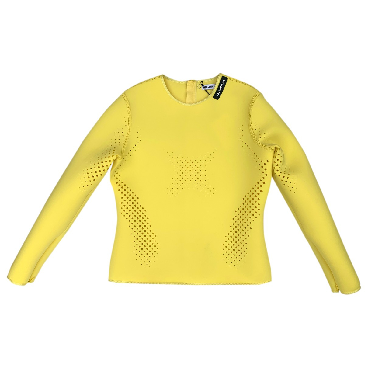 Balenciaga N Yellow  top for Women 40 FR