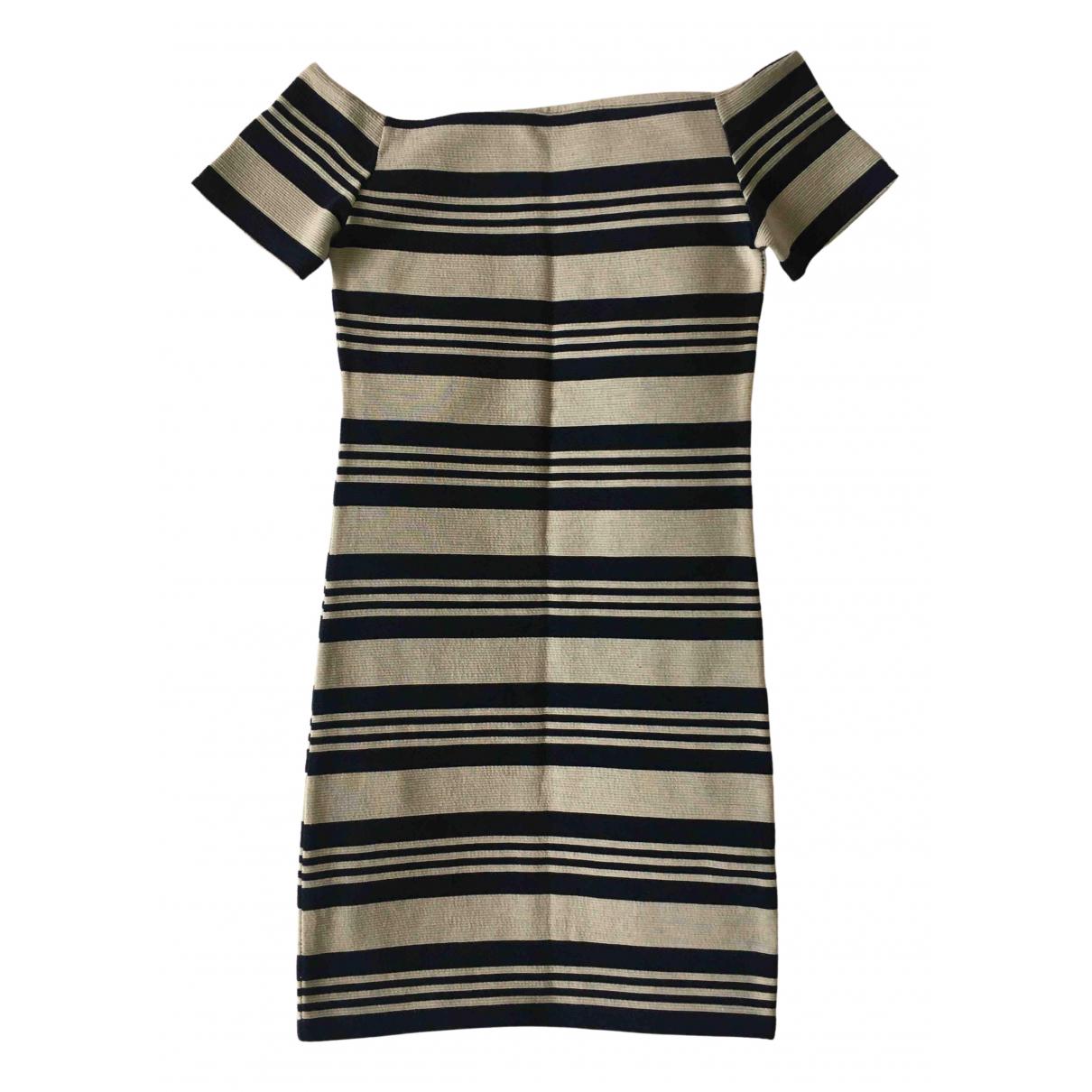 Topshop - Robe   pour femme - beige