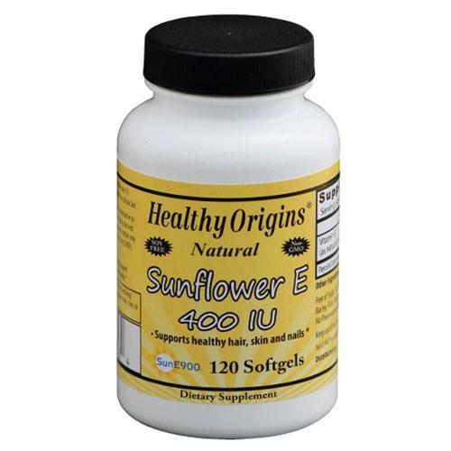 Sunflower E 120 Softgels by Healthy Origins