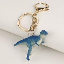 Tasche Anhaenger mit Dinosaurier Design