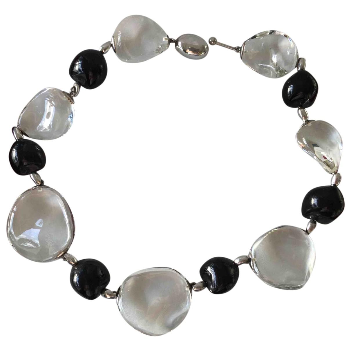 Baccarat - Collier   pour femme en cristal