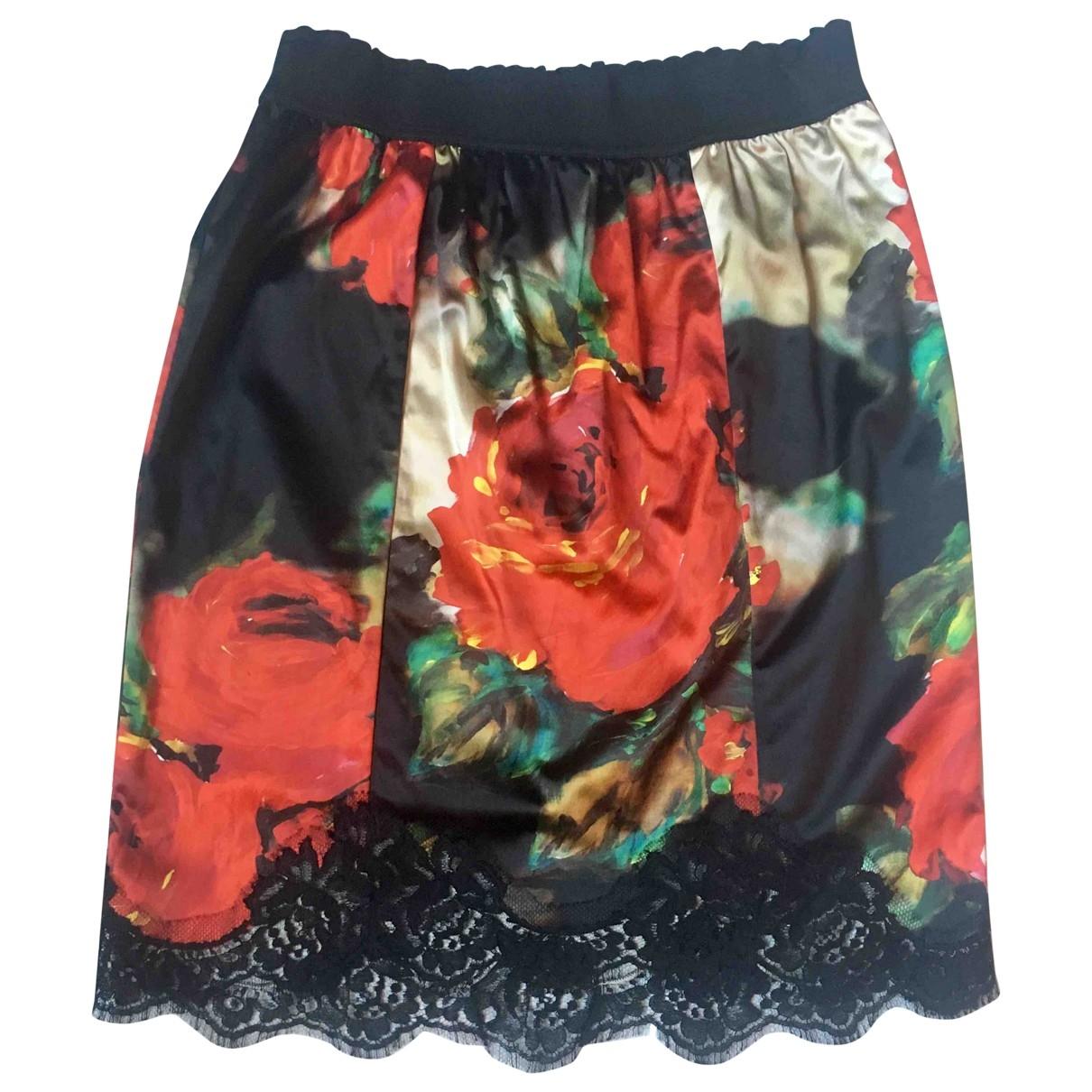Dolce & Gabbana - Jupe   pour femme en soie