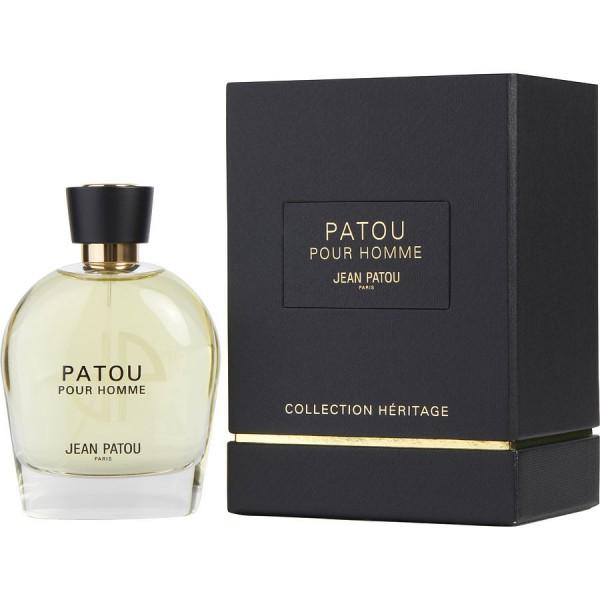 Patou Pour Homme - Jean Patou Eau de toilette en espray 100 ML