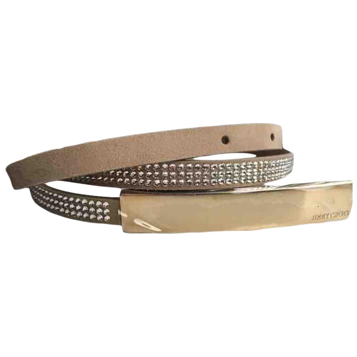 Cinturon Jimmy Choo