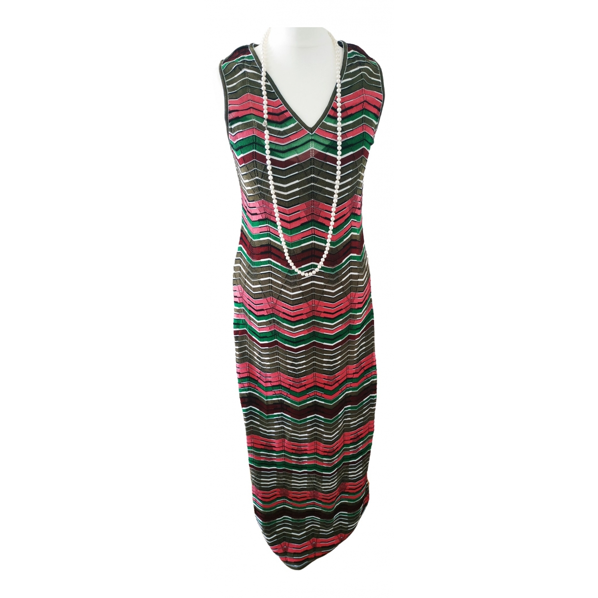 M Missoni \N Multicolour dress for Women 40 FR