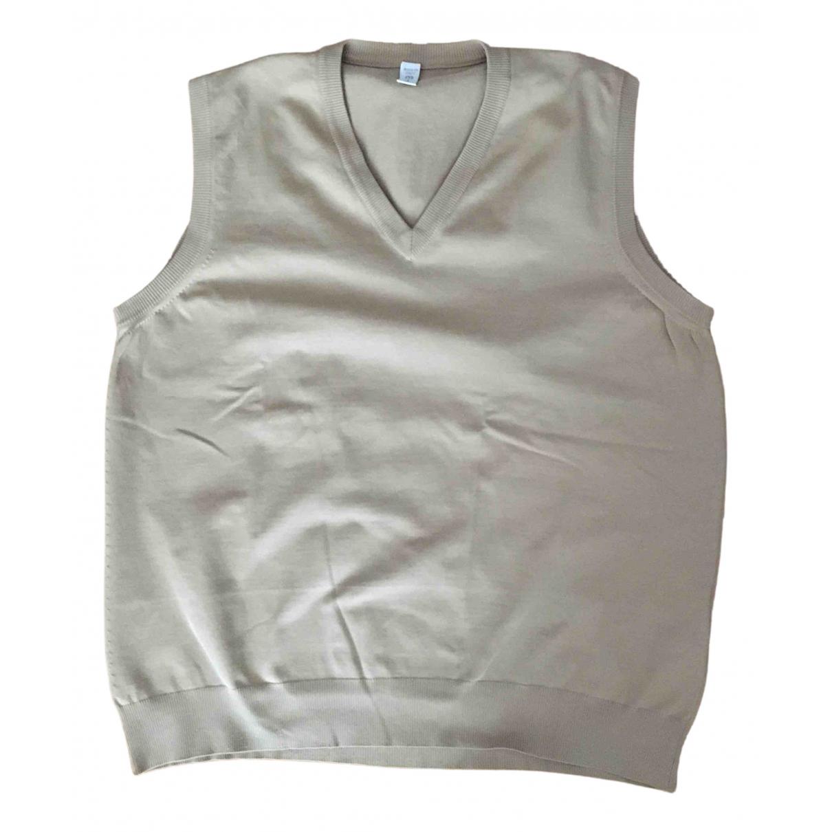 Miu Miu \N Beige Knitwear & Sweatshirts for Men L International