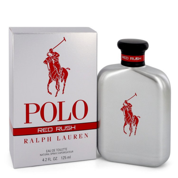 Polo Red Rush - Ralph Lauren Eau de toilette en espray 125 ML
