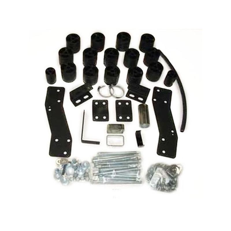 3 Inch Body Lift Kit 00-02 Dodge Dakota Std/Ext/Quad Cab 2WD/4WD Gas Performance Accessories PA60043