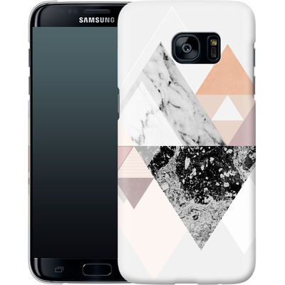 Samsung Galaxy S7 Edge Smartphone Huelle - Graphic 110 von Mareike Bohmer