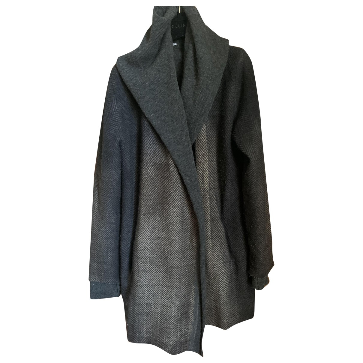 Avant Toi N Anthracite Cashmere coat for Women M International