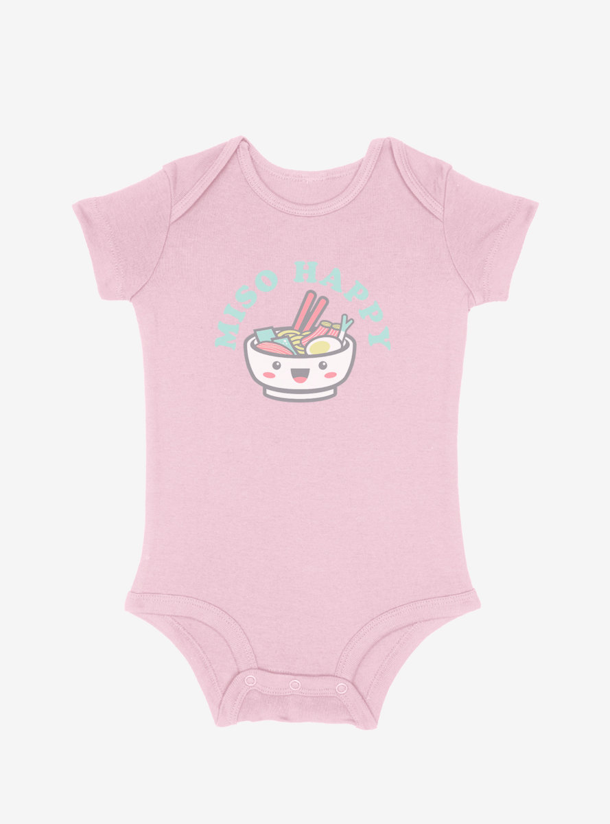 Miso Happy Infant Bodysuit