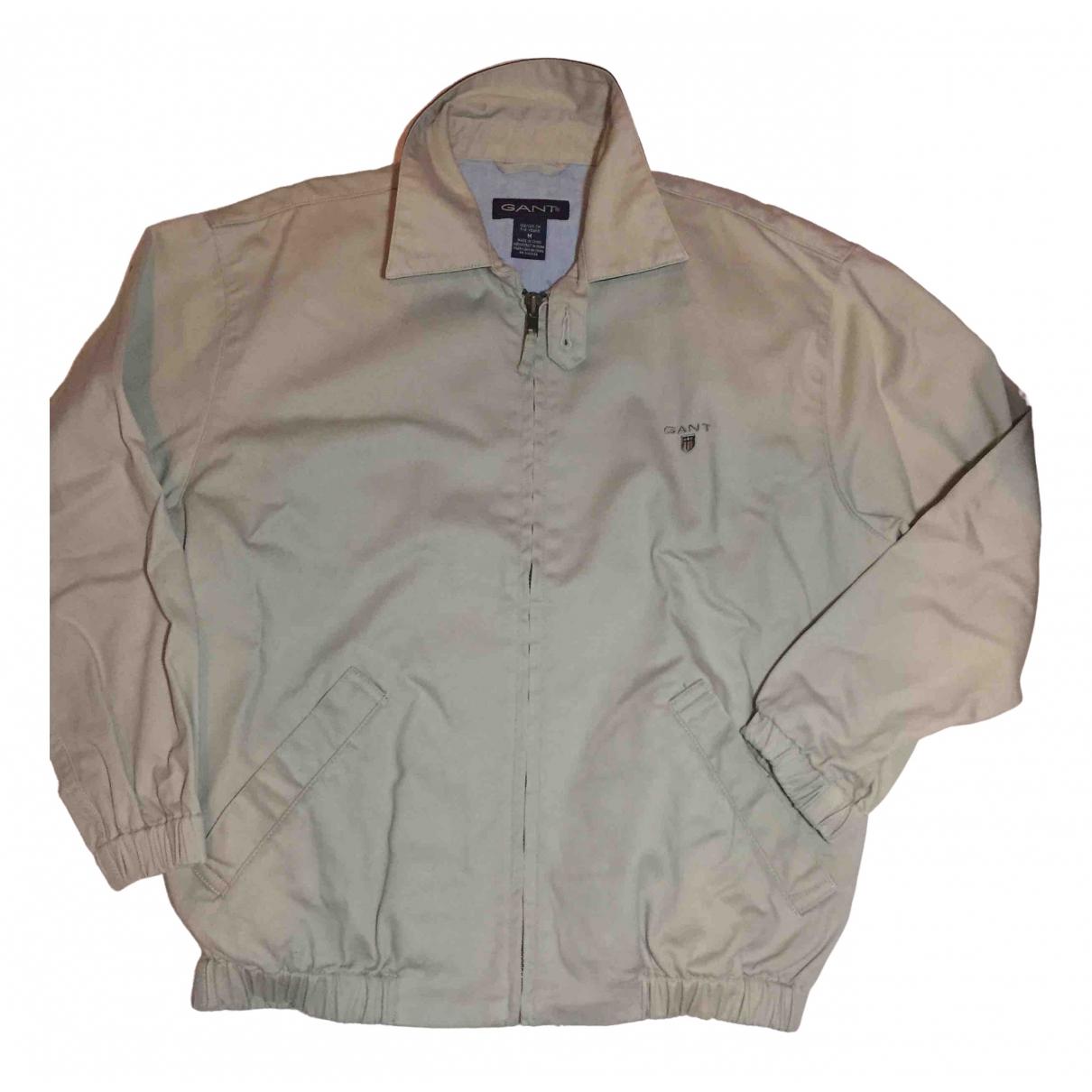 Gant - Blousons.Manteaux   pour enfant en coton - ecru