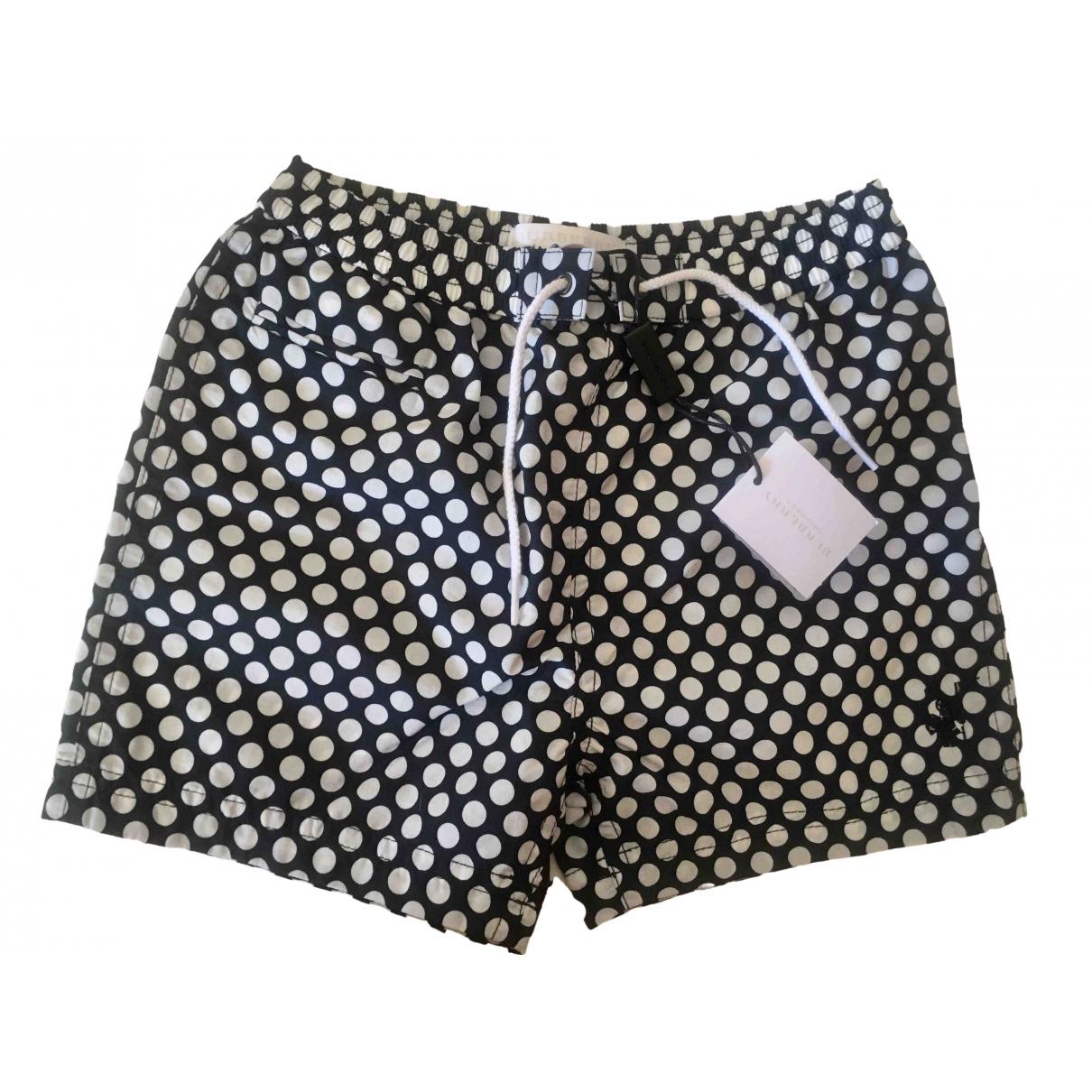 Burberry \N Shorts in  Blau Polyester