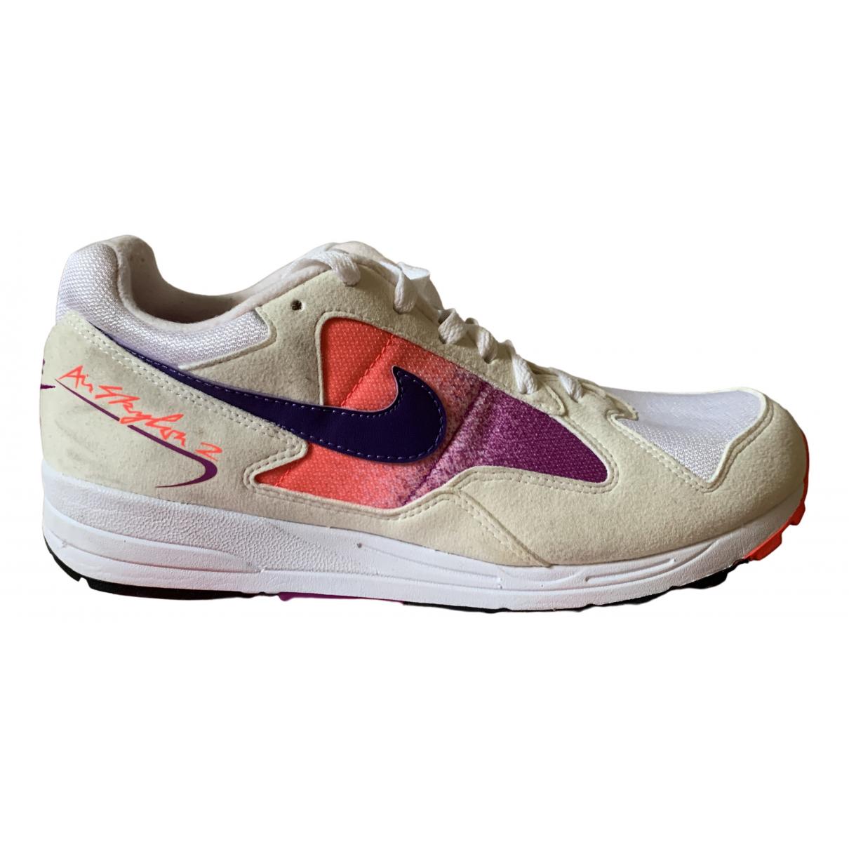 Nike - Baskets Air Skylon II pour homme en toile - multicolore