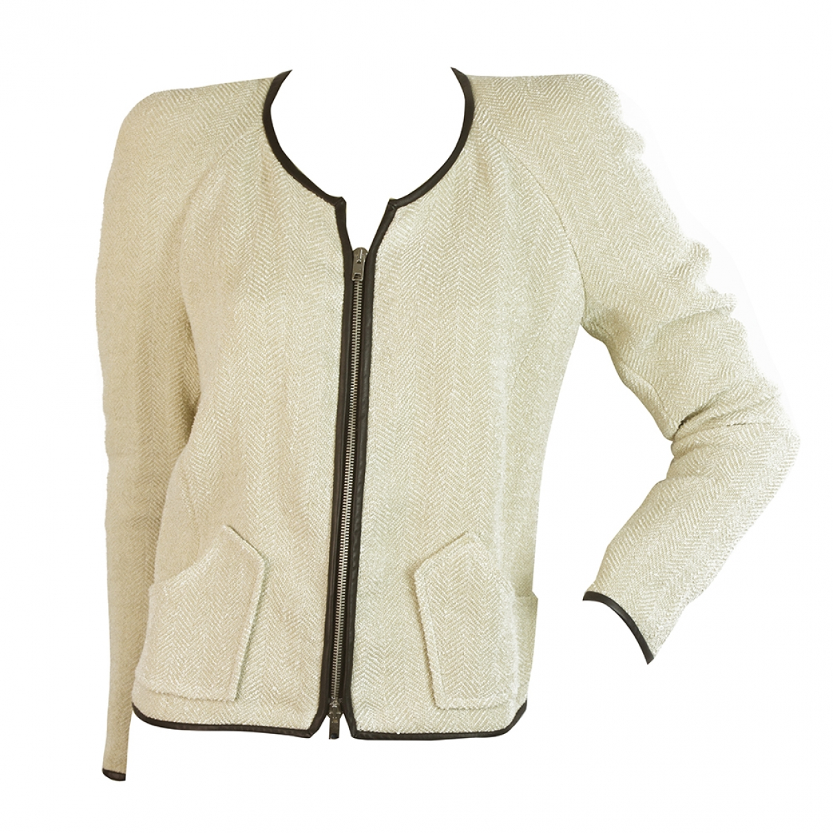 Isabel Marant \N Ecru Linen jacket for Women 2 0-5