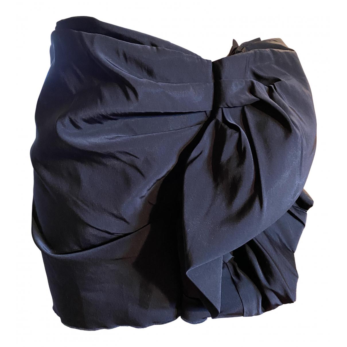 Mini falda Lanvin For H&m